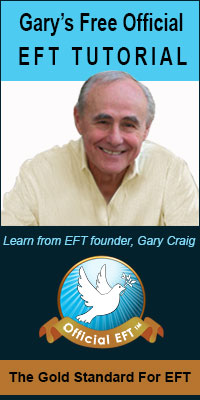 Learn EFT (tapping) from founder Gary Craig