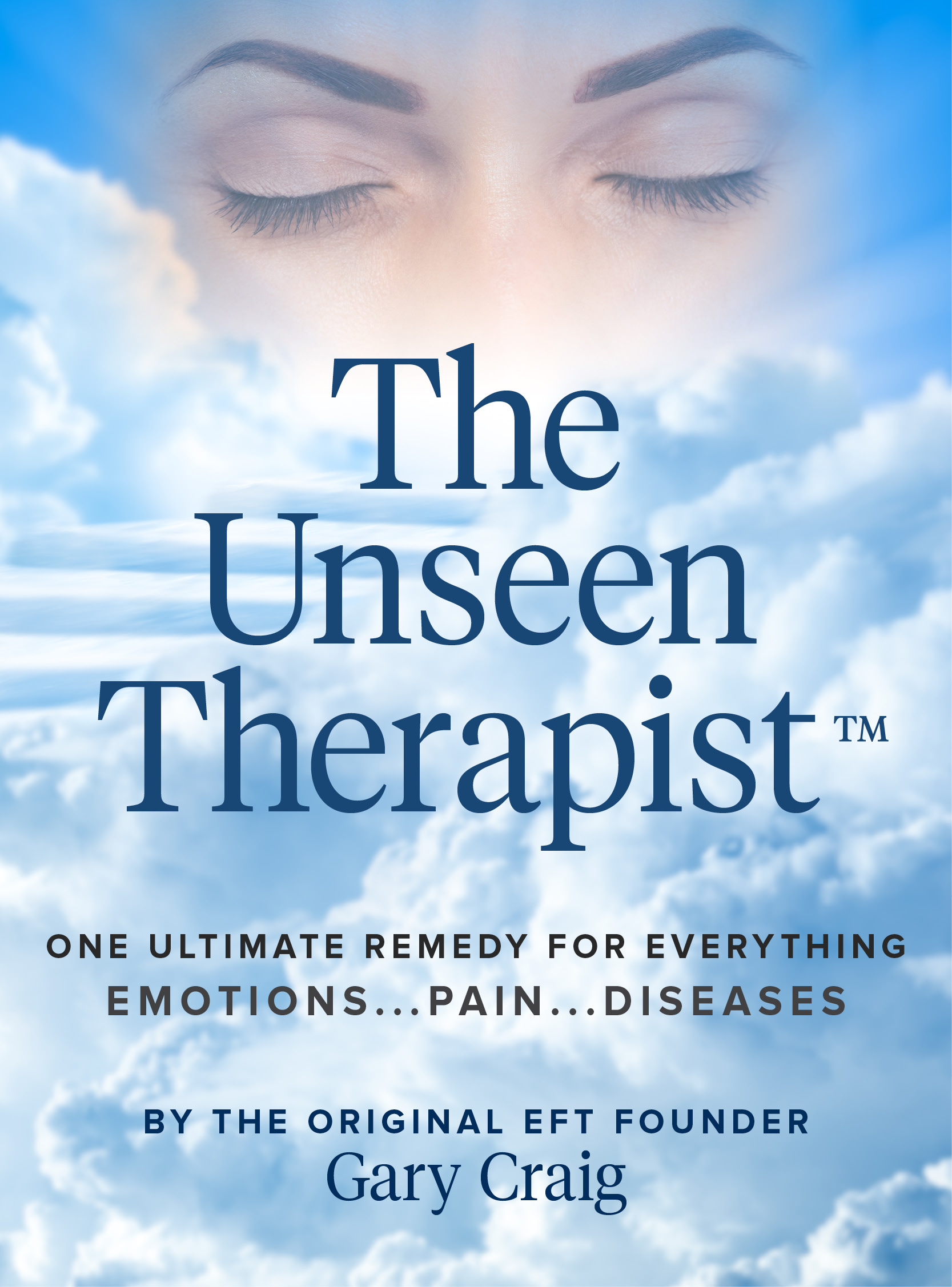 Unseen Therapist book title
